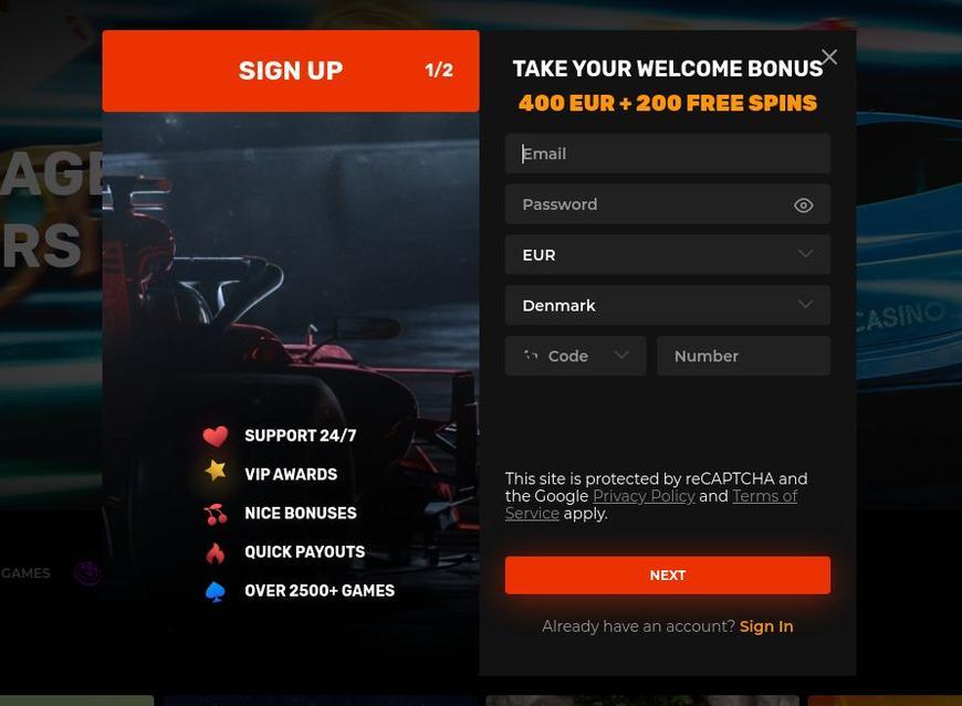 Hvorfor registrere sig på N1 Casino?