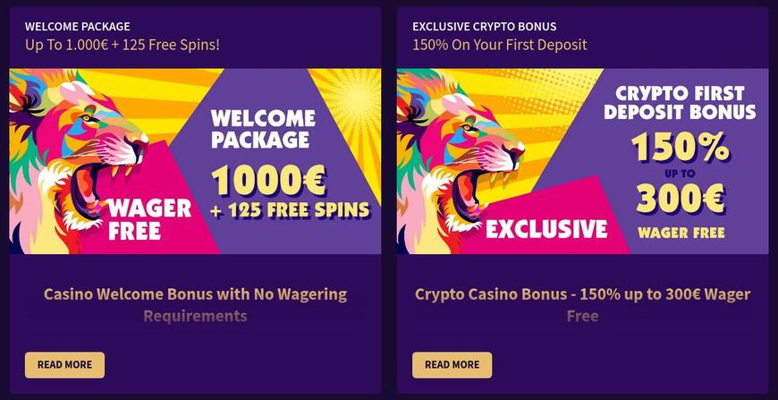 Haz Casino velkomstbonus
