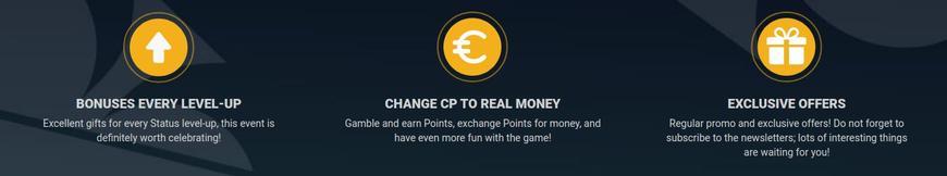 Megaslot Casino Vip-programm